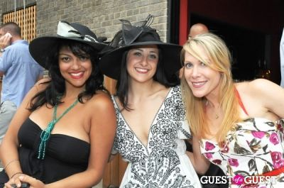 jasmine wahi in MAD46 Kentucky Derby Party
