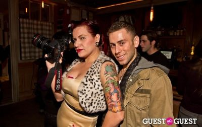 Inked Magazine Sailor Jerry Calendar Release Party