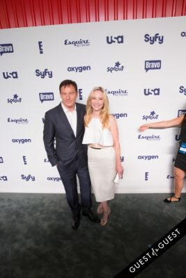 anne heche in NBCUniversal Cable Entertainment Upfront