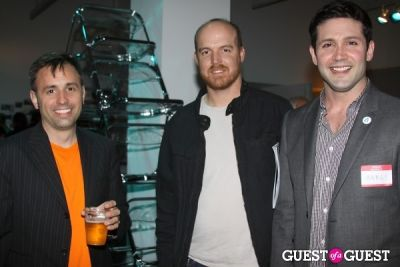 jason kerwin in Architizer LA Launch Party