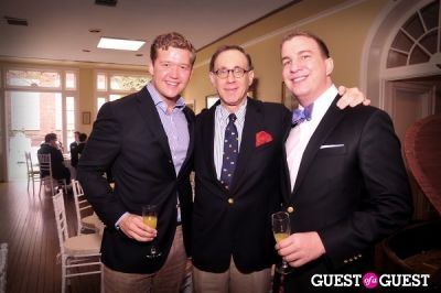 richard meyer in Spring Brunch with WFP's Jason Mandel and Daniel Heider
