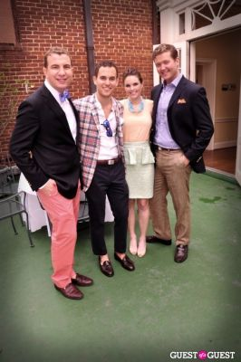 lauren wynns in Spring Brunch with WFP's Jason Mandel and Daniel Heider
