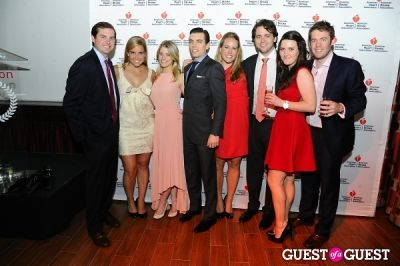 erinn hubbell in American Heart Association Young Professionals 2013 Red Ball