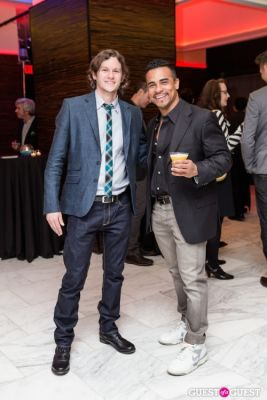 jason mitcham in NYFA Hall of Fame Benefit Young Patrons After Party
