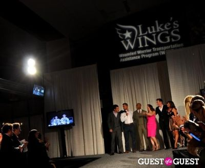 jason morris in Luke's Wings 4th Annual Fashion Takes Flight