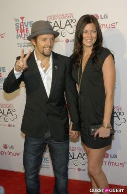 jason mraz in VH1 SAVE THE MUSIC FOUNDATION 2010 GALA