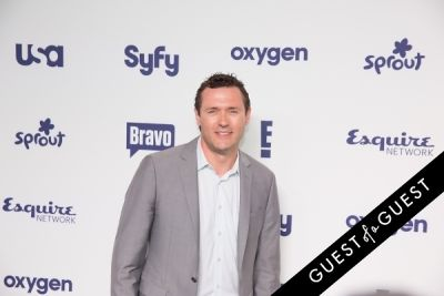 jason o-mara in NBCUniversal Cable Entertainment Upfront