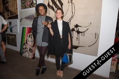 sara kitnick in Hollywood Stars for a Cause at LAB ART