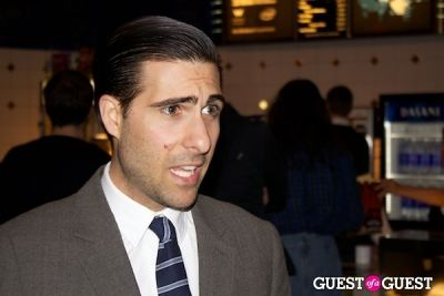 "jason schwartzman in W Hotels, Intel and Roman Coppola ""Four Stories"" Film Premiere"