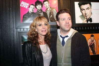jason sudeikis in John Varvatos & Saturday Night Live Event, LIVE FROM NY: A DECADE OF PORTRAITS
