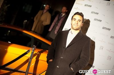 jason tillis in Frederique Constant at Gotham Magazine October Men's Issue Party