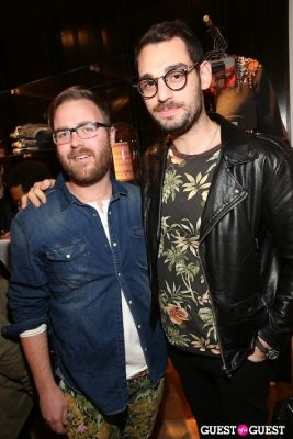 james mitchell in Scotch & Soda Launch Party