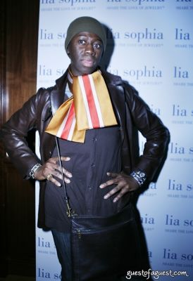jay alexander in Lia Sophia Fashion Show at the Plaza