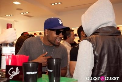 jay blaze in SUPRA Santa Monica Grand Opening Event