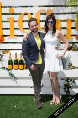 jay godfrey in Veuve Clicquot Polo Classic 2014