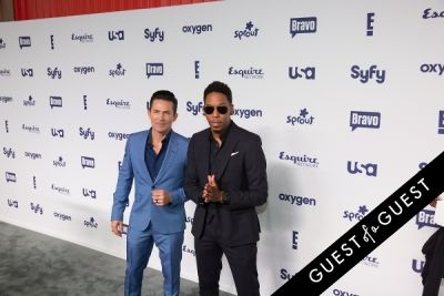 deitrick haddon in NBCUniversal Cable Entertainment Upfront