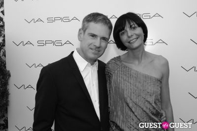 jay schmidt in VIA SPIGA 25TH ANNIVERSARY EVENT/PARTY