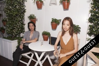 victoria kim in Gia Coppola & Peroni Grazie Cinema Series