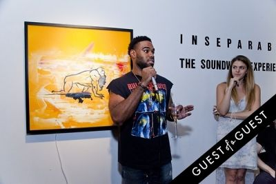 jay west in Inseparable the Soundwall Experience X