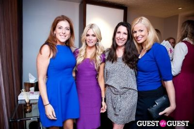 jayne sandman in Tinsley Mortimer at Nectar Skin Bar
