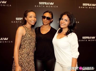 tina nabati in SUPRA Santa Monica Grand Opening Event