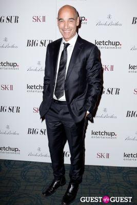 jean marc-barr in BIG SUR New York Movie Premiere