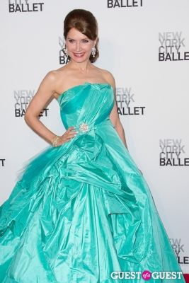 jean shafiroff in New York City Ballet's Fall Gala