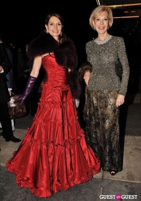 jean shafiroff in American Ballet Theatre Fall 2011 Opening Night Gala