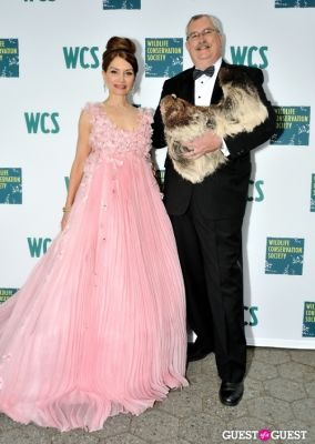jean shafiroff in Wildlife Conservation Society Gala 2013