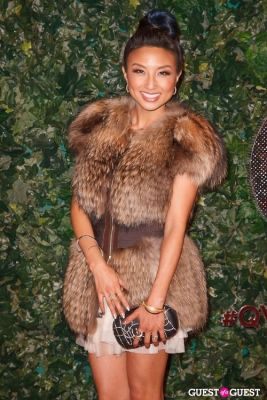 jeannie mai in QVC Red Carpet Style