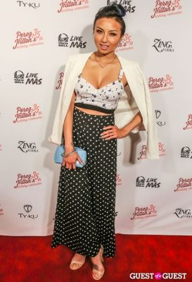 jeannie mai in Perez Hilton 35th Birthday Pajama Party