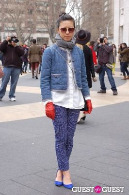 jeein in NYFW: Street Style from the Tents Day 5