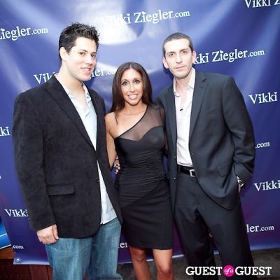 james hughes in Vikki Ziegler Book Premier Party at The Maritime Hotel