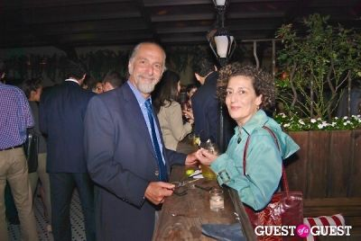 jeff masarjian in ReGardening of Eden at Hotel Chantelle - Hosted by the Acopian Center for the Environment and Armenia Tree Project