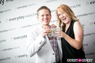 michelle ashline in Everyday Health IPO Party