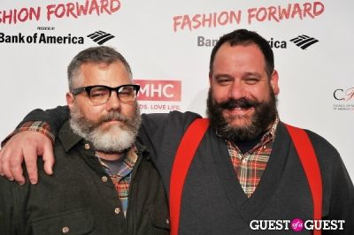 jeffery costello in Fashion Forward hosted by GMHC