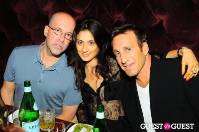 yael abbey in CO-OP's Alan Philips Hosts Birthday Bash