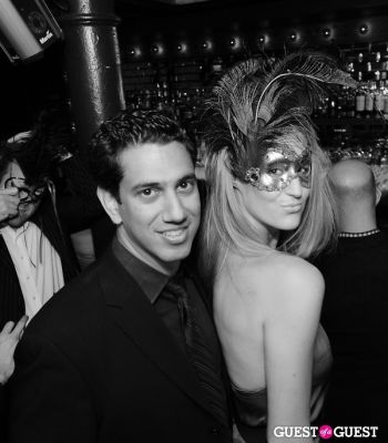 jehan noon in Attica & Grey Goose Masquerade Ball