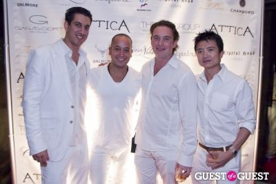 jehan noon in Attica 2nd Anniversary -- White Party