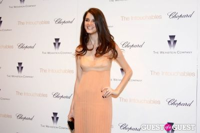 jeisa chiminazzo in NY Special Screening of The Intouchables presented by Chopard and The Weinstein Company