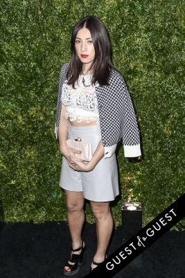 jen brill in Chanel's Tribeca Film Festival Artists Dinner