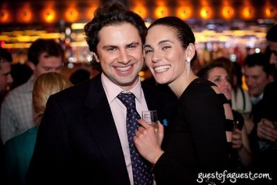 ross lukatsevich in Autism Speaks to Young Professionals (AS2YP) Winter Gala