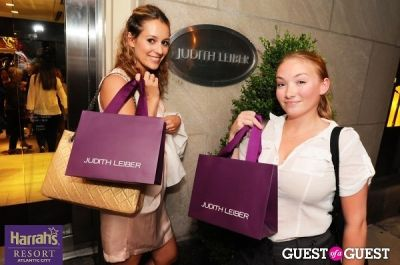 jen michelle in Judith Leiber FNO Party