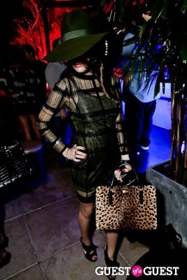 jen moore in Charlotte Ronson Spring 2013 After Party