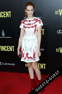 jena malone in St. Vincents Premiere