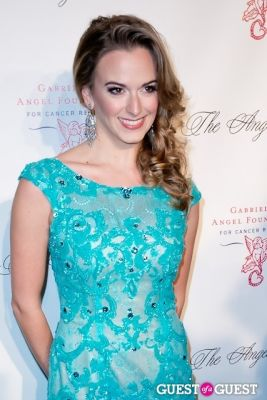 jena sims in Gabrielle's Angel Foundation Hosts Angel Ball 2012