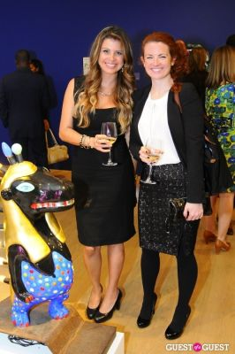 jeniffer da-silva in IvyConnect NYC Presents Sotheby's Gallery Reception