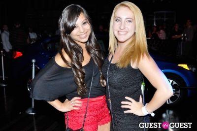nicole saldana in PureVolume and Nicky Romero Event at Create Nightclub
