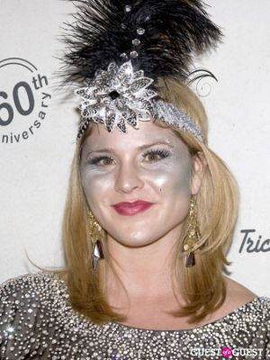 jenna bush-hager in UNICEF MASQUERADE BALL
