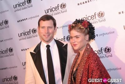 jenna bush-hager in Unicef 2nd Annual Masquerade Ball